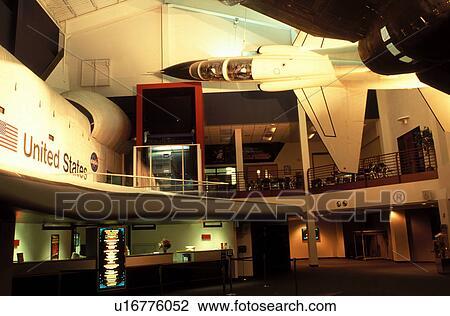 banque de photo espace muse hutchinson ks kansas affichages intrieur les salle de espace muse kansas cosmosphere et espace center