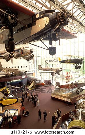 National Air And Space Museum Washington Dc District Of