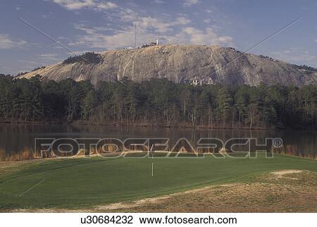 Atlanta Ga Georgia Georgia Stone Mountain Park Stone Mountain