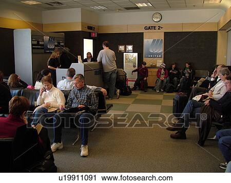 Stock Photography Of Burlington Vt Vermont Passengers