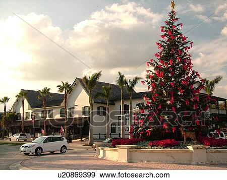 Fort Pierce, FL, Florida, Christmas