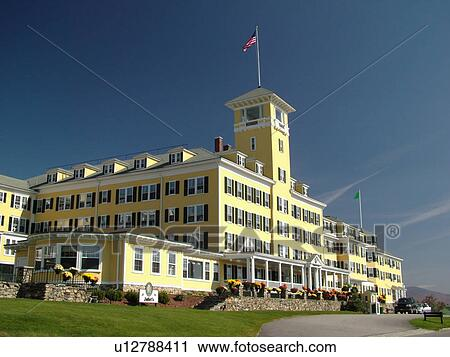 Stock Photography Of Whitefield Nh New Hampshire White Mountains