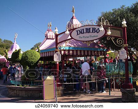 Stock Photography Of Orlando Fl Florida Walt Disney World Resort