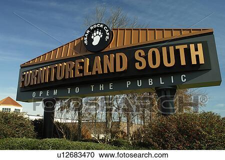 Stock Image High Point Jamestown Nc North Carolina Furnitureland South