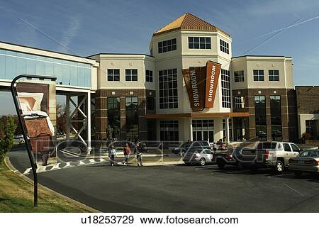High Point, Jamestown, NC, North Carolina, Furnitureland South, Furniture  Showroom