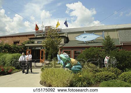 Toledo Oh Ohio The Docks Seafood Restaurant