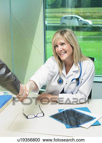 Doctor female hand job photo 430