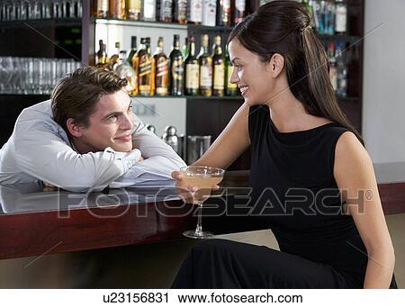 flirter en anglais