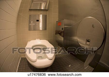 Stock Images of Commode in toilet u17476836 - Search Stock ...