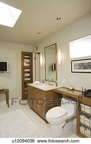 Luxus, Inneneinrichtung, Badezimmer