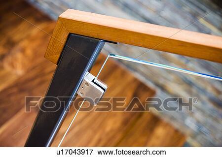 Bild Modernes Treppenhaus Gelander Detal U17043917 Suche