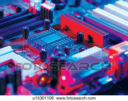 stock images of equipment boards electronic cpu circuit circuit