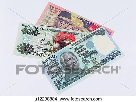 Bill Currency Indonesia Money Business