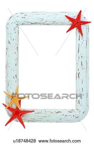 Pictures of rim, frame, star, starfish, red u18748428 - Search Stock ...