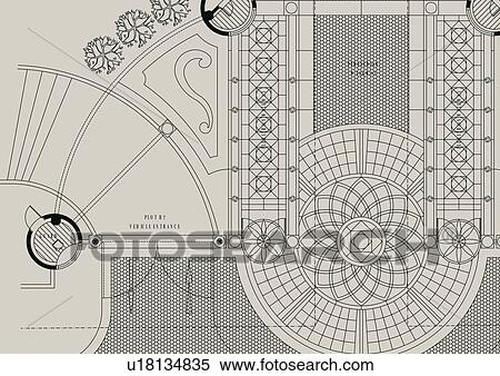 Stock image of form computer aided design planning engineering form computer aided design planning engineering blueprint layout technical malvernweather Images