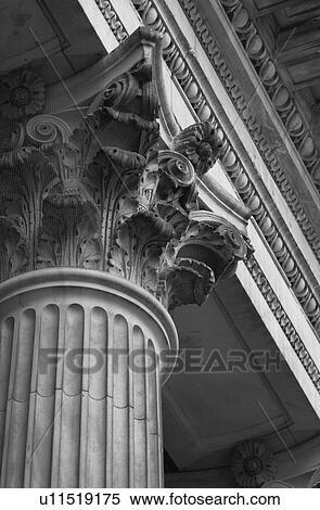 stock bild schwarz wei fotografie von winnipeg klassische architektur u11519175 suche. Black Bedroom Furniture Sets. Home Design Ideas