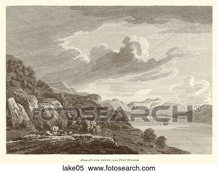 Colección de ilustraciones - ilustración antigua, (hand, coloreado ...