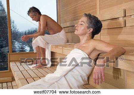 mature sauna pics